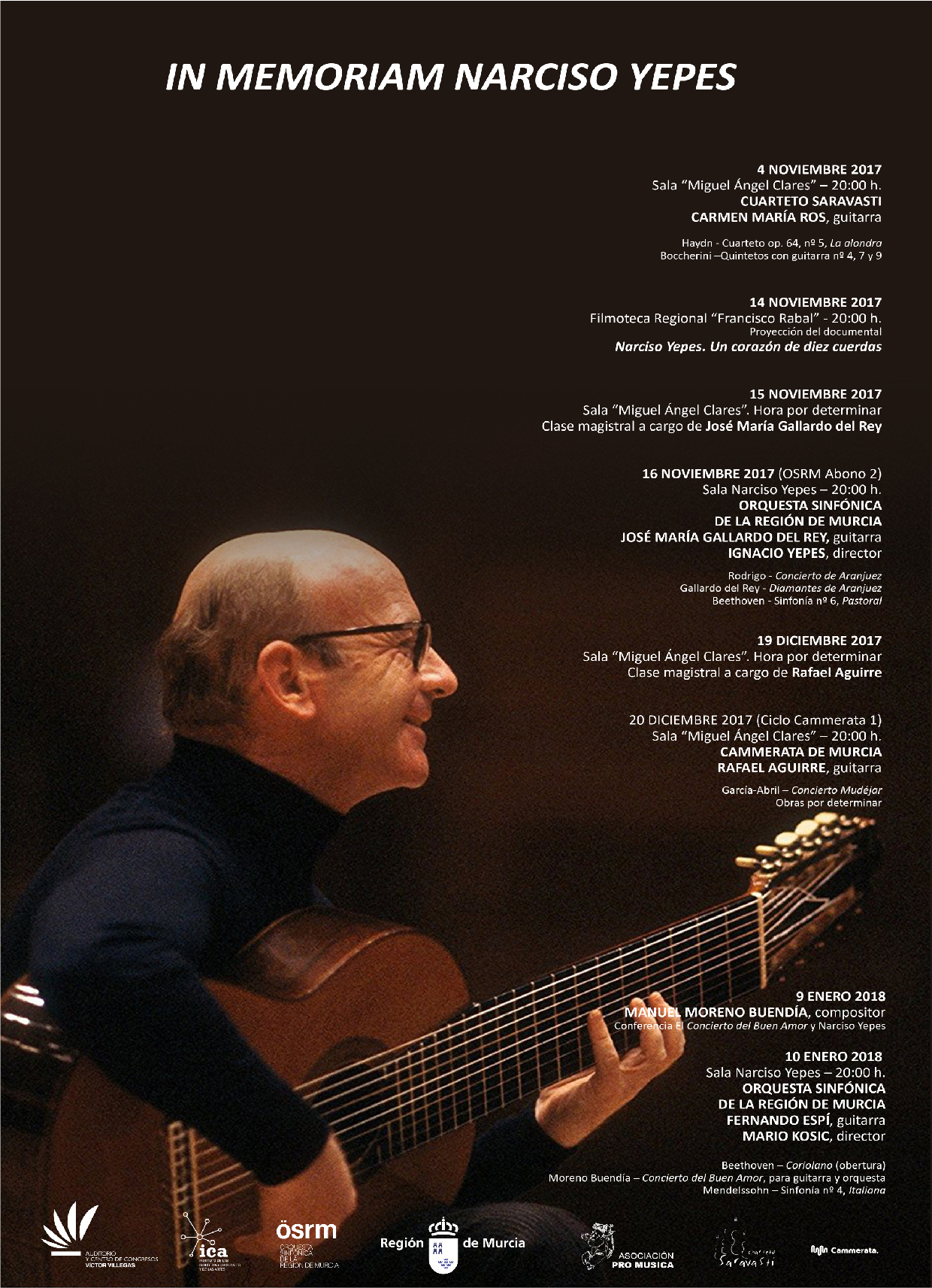 IN MEMORIAM NARCISO YEPES